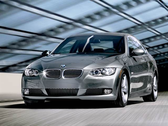 Most Popular Coupes of 2008 - 2008 BMW 3 Series