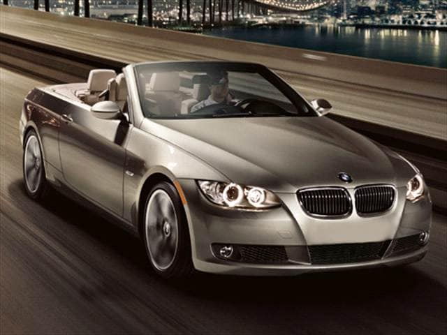 Most Popular Convertibles of 2008 - 2008 BMW 3 Series