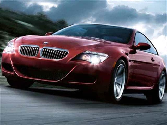Top Consumer Rated Luxury Vehicles of 2008 - 2008 BMW M6