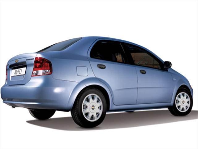 2008 Chevrolet Aveo Lt Sedan 4d Used Car Prices Kelley Blue Book