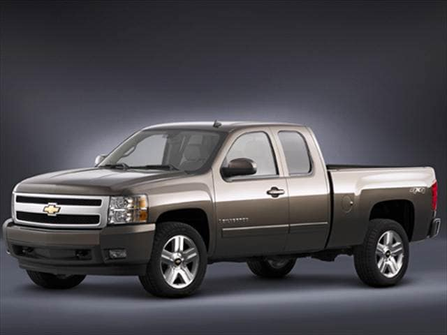 2008 Chevrolet Silverado 1500 Prices