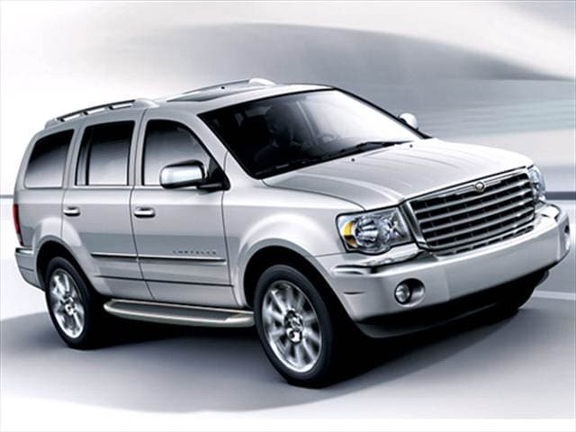 Top Consumer Rated SUVs of 2008 - 2008 Chrysler Aspen