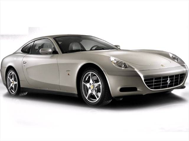 Highest Horsepower Luxury Vehicles of 2008 - 2008 Ferrari 612 Scaglietti