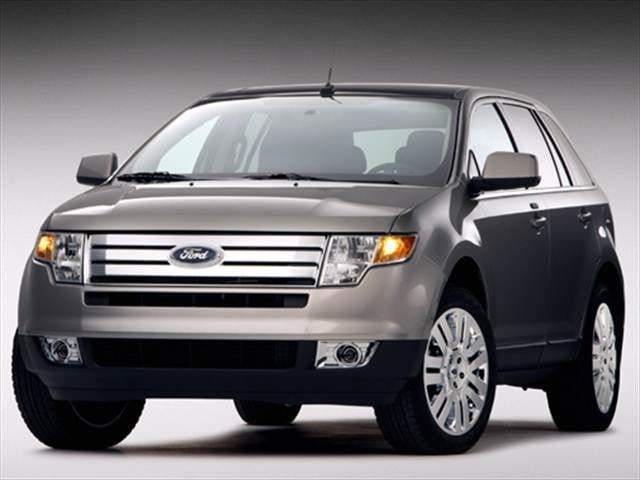 Ford Edge Mpg >> 2008 Ford Edge Pricing Reviews Ratings Kelley Blue Book