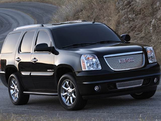 Highest Horsepower SUVs of 2008 - 2008 GMC Yukon XL 1500
