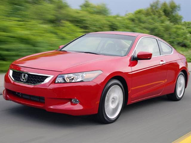 Kbb Used Car Value Calculator >> Used 2008 Honda Accord EX Coupe 2D Pricing   Kelley Blue Book