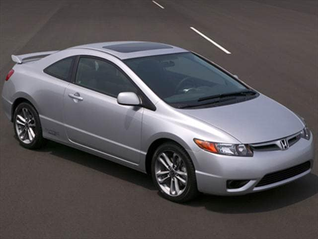 Honda Civic Si Used >> Used 2008 Honda Civic Si Coupe 2D Pricing | Kelley Blue Book