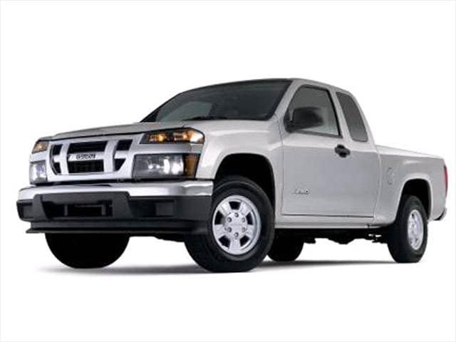 Isuzu Pickup Models | Kelley Blue Book