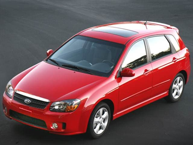 Vehicle History Report Free >> Used 2008 Kia Spectra 5 SX Hatchback 4D Pricing | Kelley ...