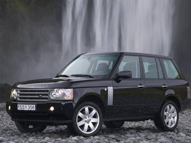 Used 2008 Land Rover Range Rover Sport Values Cars For Sale Kelley Blue Book
