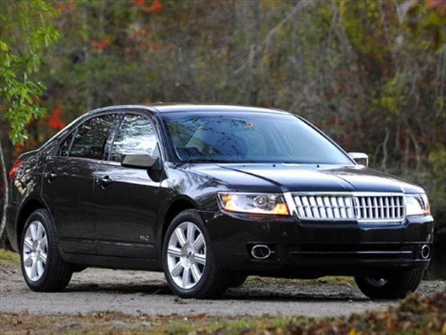 Car Payment Calculator Kbb >> Used 2008 Lincoln MKZ Sedan 4D Pricing | Kelley Blue Book
