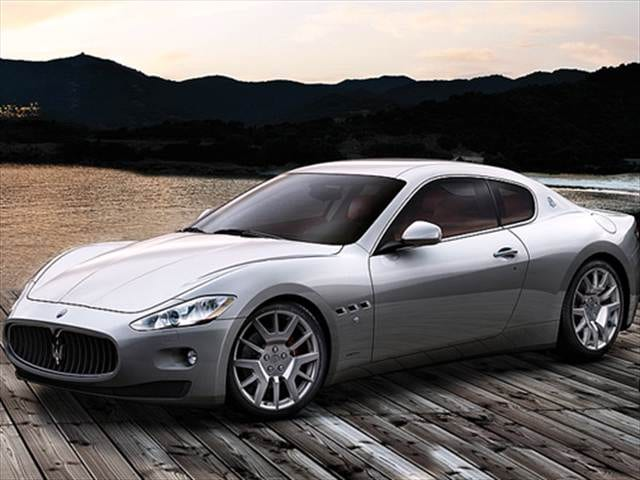 2008 Maserati GranTurismo Coupe 2D Used Car Prices ...