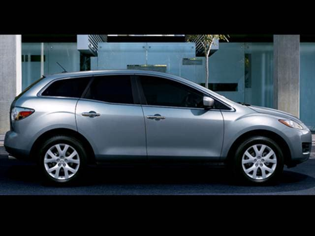 Sell My Car For Cash >> Used 2008 MAZDA CX-7 Sport SUV 4D Pricing   Kelley Blue Book