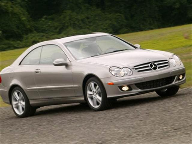 Mercedes benz clk class pricing ratings reviews for Mercedes benz blue book