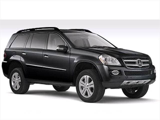 Used 2008 Mercedes-Benz GL-Class GL 450 Sport Utility 4D ...