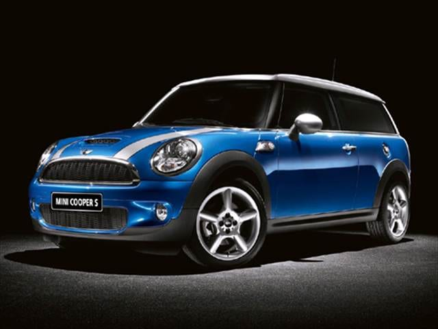 Highest Horsepower Hatchbacks of 2008 - 2008 MINI Clubman