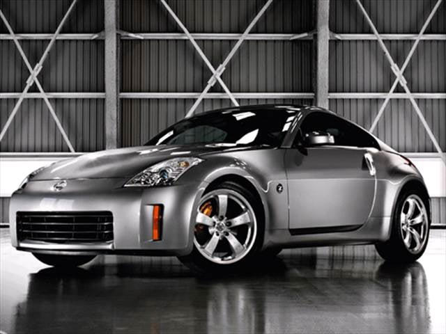 Most Popular Hatchbacks of 2008 - 2008 Nissan 350Z