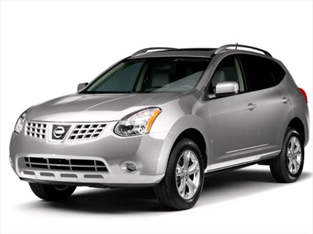 Most Fuel Efficient SUVs of 2008 - 2008 Nissan Rogue