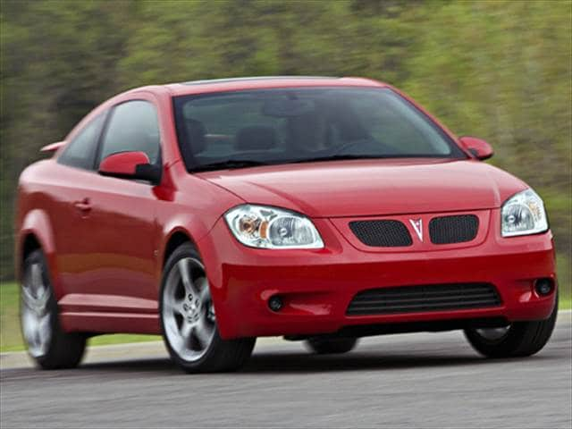 Pontiac G5 Pricing Ratings Reviews Kelley Blue Book