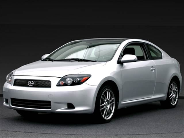 Top Consumer Rated Hatchbacks of 2008 - 2008 Scion tC