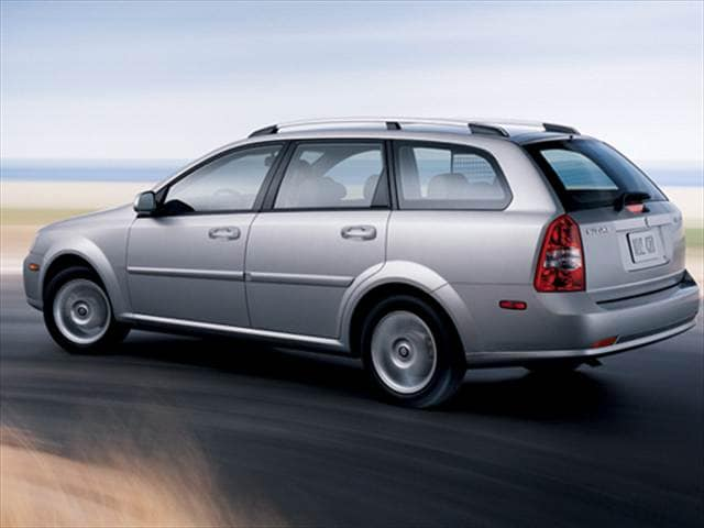 Most Fuel Efficient Wagons of 2008