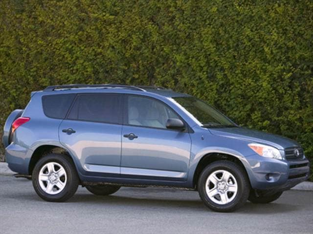 2008 Toyota Rav4 Limited Sport Utility 4d Used Car Prices Kelley Blue Book
