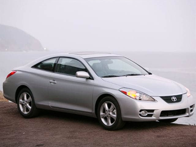 Top Consumer Rated Coupes of 2008 - 2008 Toyota Solara
