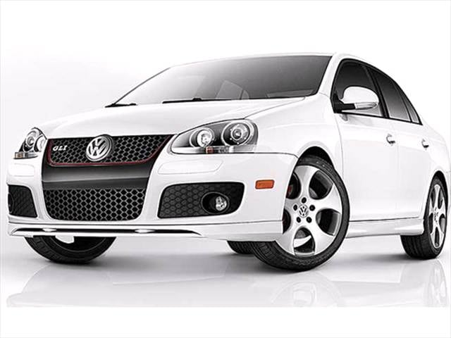Most Popular Sedans of 2008 - 2008 Volkswagen GLI