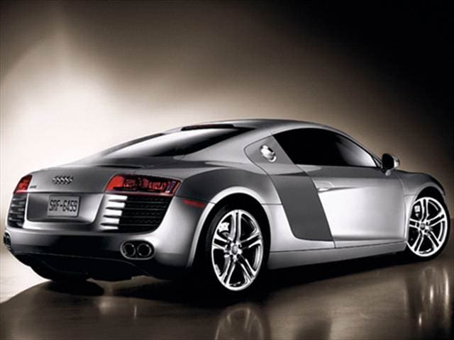used 2009 audi r8 quattro coupe 2d pricing kelley blue book. Black Bedroom Furniture Sets. Home Design Ideas