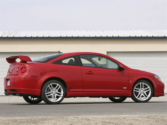 2009 Chevrolet Cobalt SS Coupe 2D Used Car Prices | Kelley