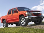 2009-Chevrolet-Colorado Crew Cab