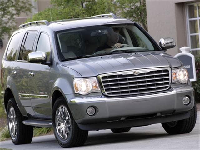 Top Consumer Rated Hybrids of 2009 - 2009 Chrysler Aspen