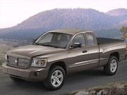 2009-Dodge-Dakota Extended Cab