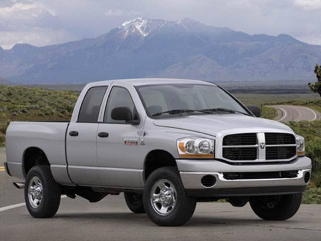 Most Popular Trucks of 2009 - 2009 Dodge Ram 3500 Quad Cab