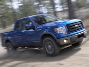 2009-Ford-F150 Super Cab
