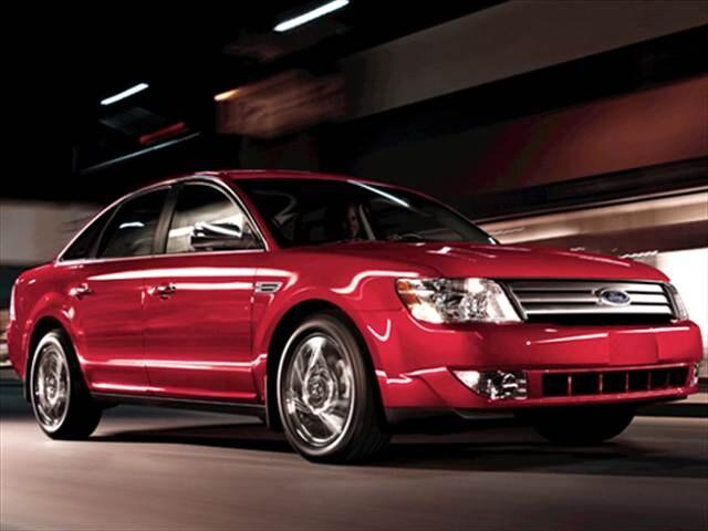 стоимость ford taurus 2008