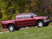 2009-GMC-Canyon Crew Cab