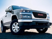 2009-GMC-Canyon Regular Cab