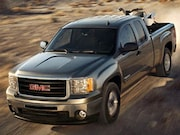 2009-GMC-Sierra 1500 Extended Cab