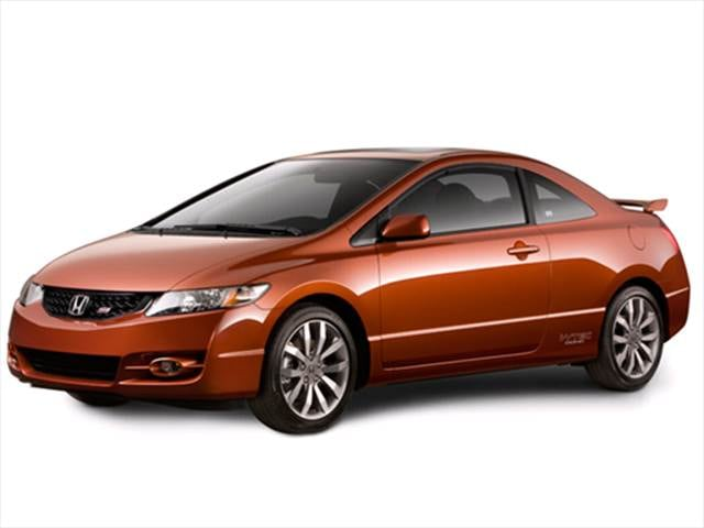 2009 Honda Civic Si Coupe 2D Used Car Prices