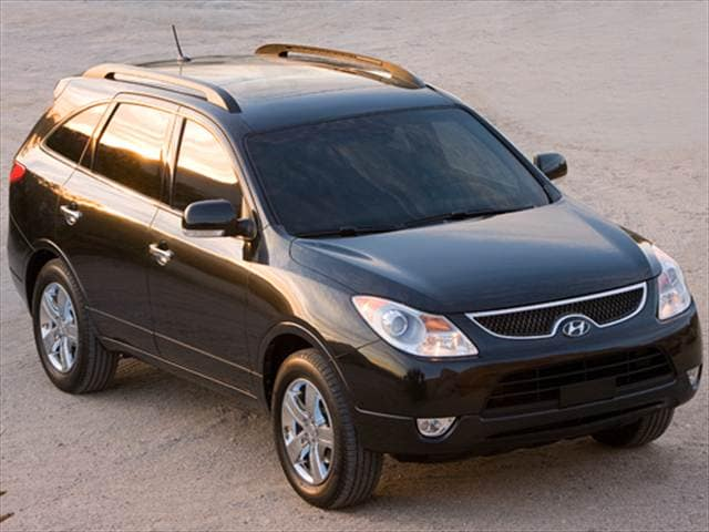 Top Consumer Rated Crossovers of 2009 - 2009 Hyundai Veracruz