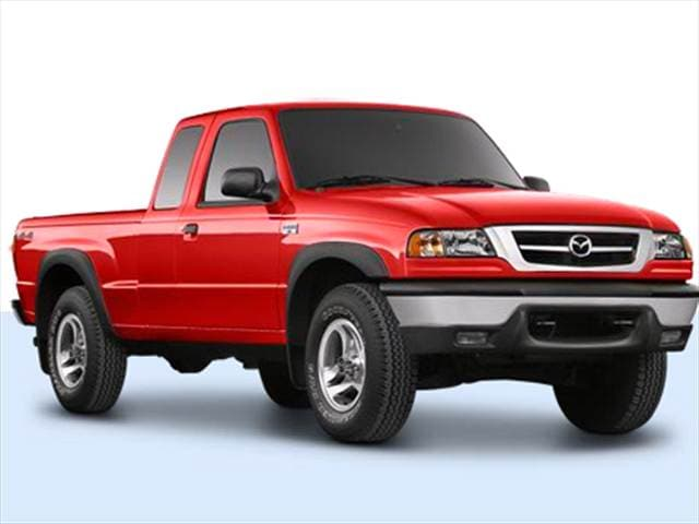 mazda pickup models | kelley blue book
