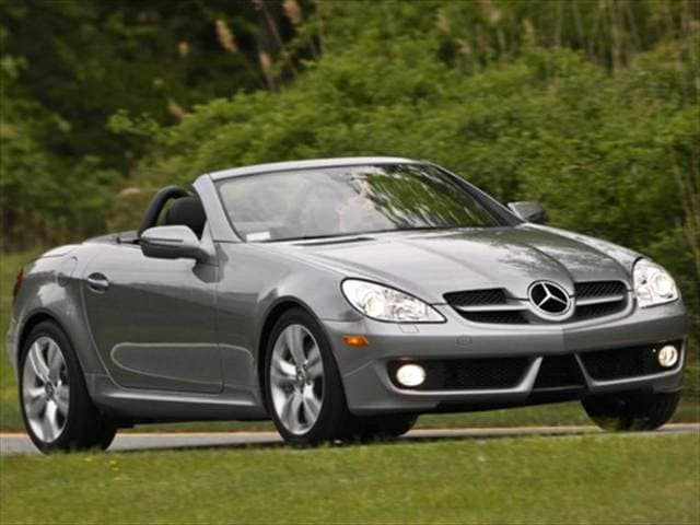 2009 Mercedes Benz Slk Class Prices Reviews Pictures Kelley