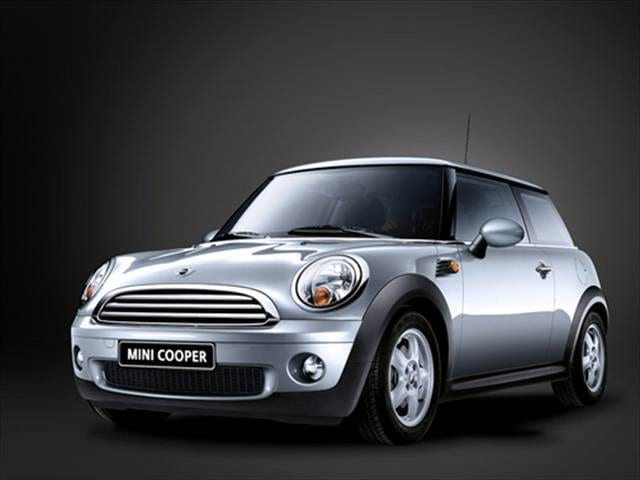 Most Fuel Efficient Hatchbacks of 2009 - 2009 MINI Hardtop