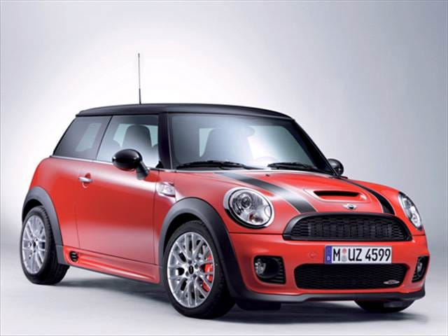 Most Popular Hatchbacks of 2009 - 2009 MINI Hardtop