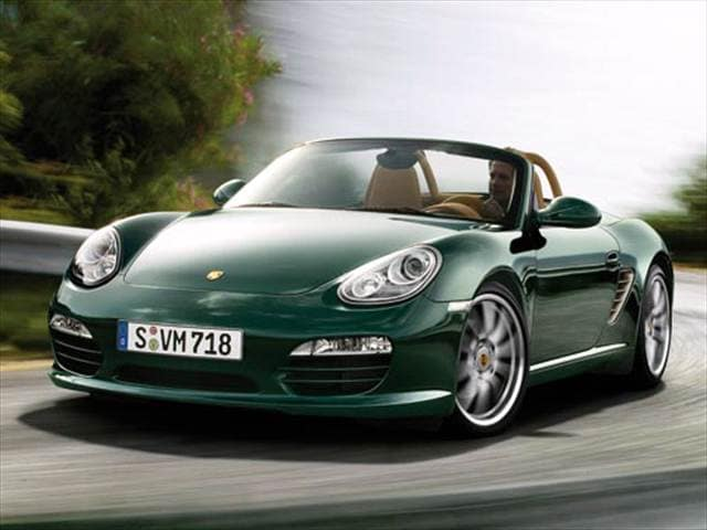 Top Consumer Rated Luxury Vehicles of 2009