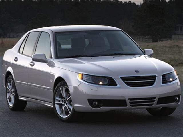 Most Popular Luxury Vehicles of 2009 - 2009 Saab 9-5