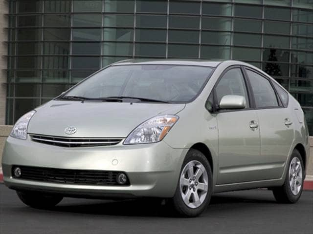 Top Consumer Rated Hatchbacks of 2009 - 2009 Toyota Prius