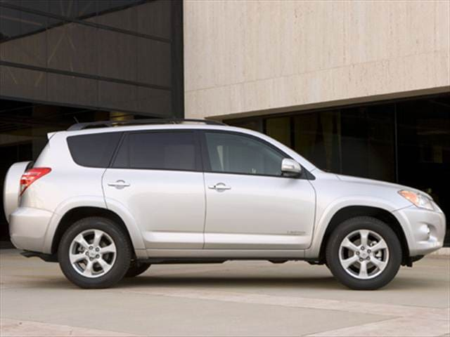 Most Popular SUVs of 2009 - 2009 Toyota RAV4