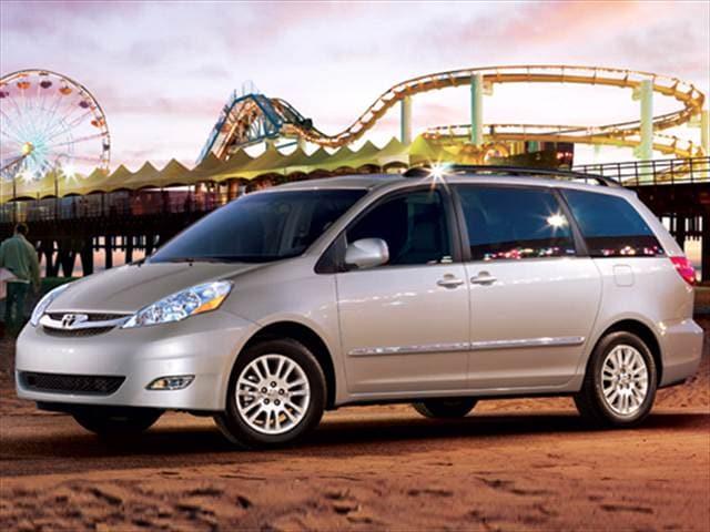 2009 toyota sienna le minivan 4d used car prices kelley. Black Bedroom Furniture Sets. Home Design Ideas